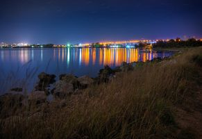 Asparuhovo bridge again by simbon4o