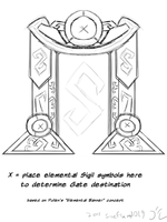 LoS:C Gate Concept by IceFlame1019