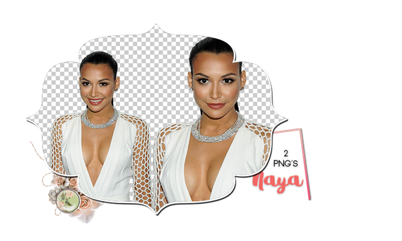 Pack png | Naya Rivera. by LifeARE