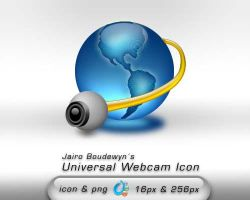 Universal Webcam Icon by weboso
