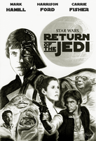 For Orion - Return of the Jedi by kdotmdot
