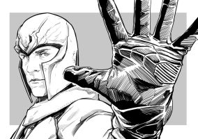 Magneto - X Men - days of future past by uger
