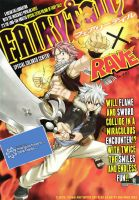 Fairy Tail x Rave Master by Dark-swordfish