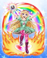 Star VS the forces of evil by Mateo245