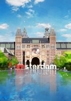 I am sterdam by Katephos