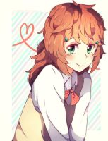 Art Trade~ CUTE!~ by Hitomi-chy