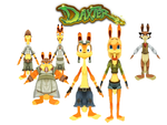 Daxter and the Ottsel by 9029561