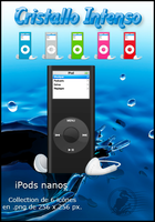 Ipod nano Cristallo Intenso by tatice