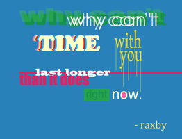 Time With You by Raxby