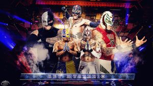 Rey Mysterio ~ HD Wallpaper by MhMd-Batista