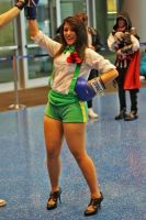 Female Dudley Street fighter by MrsBehrudy