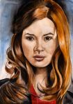 Amy Pond by han23
