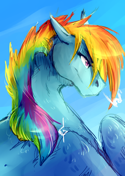 Dash by TheLionMedal