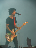 Billie Joe Armstrong- Green Day by coolkidelise