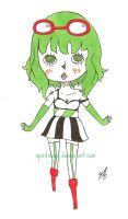 Gumi Paper Child by SpiritsCord