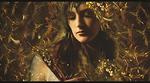 Girl In Dark Forest Signature by tFG00