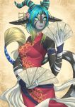Anuraei Geisha by playfurry
