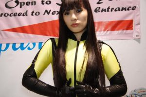The Real Silk Spectre II by chenmeicai