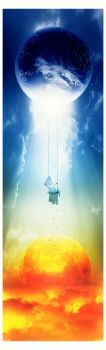 --flyintothelight-- by Christoph-Michaelis
