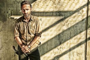 The Walking Dead: Rick Promo: HDR Re-Edit by nerdboy69