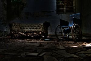 Used to be a living room... by adam3313