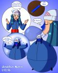 [Request] Dawn the Blueberry Comic by JAM4077
