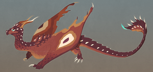 Wyvern by QuillCoil
