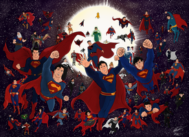 Supermen by zclark