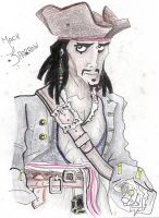 Jack sparrow comic jack by marty-mclfy