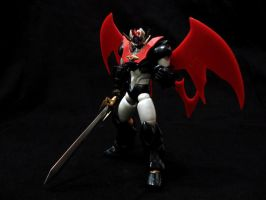 Mazinkaiser Ready by MisterExe