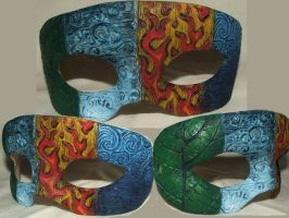 Elements mask by sneakyfetusprod