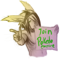 Join PokedoEmpire by LuxuryCat