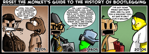 TRB: History of Bootlegging by geogant