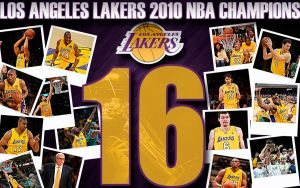 Lakers 2010 NBA Champs by rhurst