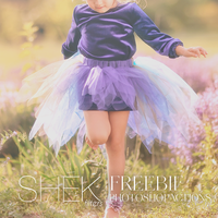 Freebies! Photoshop Actions by ShekFilters