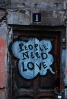 people need love by sugarlovepoison