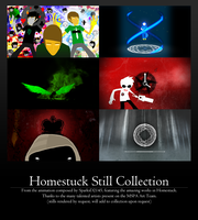Homestuck Still Collection v1 by SparksD2145
