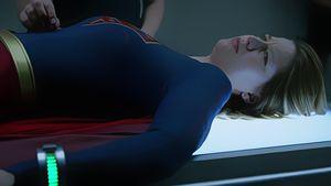 Supergirl by white02