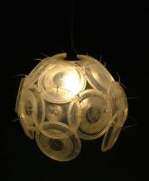 Recycled Lamp by kenshin1387