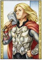 Thor by Eldanis