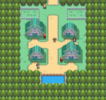 Tiled Test: Twinleaf Town by Deorro