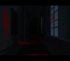 Bloody way by Banished-shadow