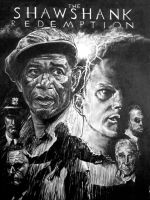 Shawshank Redemption by Evelyn11