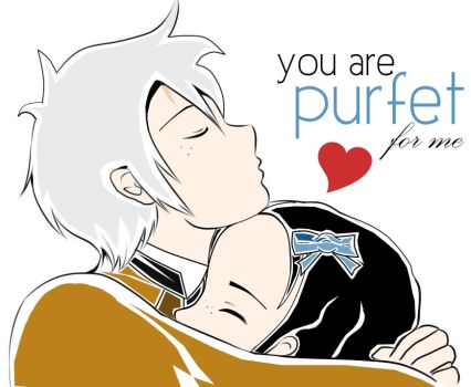 You are Purfet for me by Nobiix
