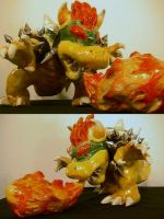 Bowser by Vivire