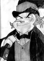 The Penguin by CartoonLover159