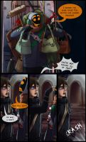 Tethered - Page 41 by TetheredComic