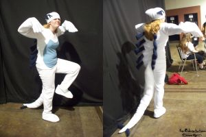 Lugia Costume by Kai45