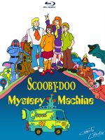 Scooby-doo as Yellow submarine by Christo-LHiver