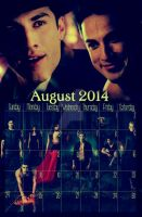 TVD August - 2014 by angiezinha